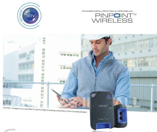 Veracity VAD-PPW PINPOINT Wireless Focus and Setup Adapter
