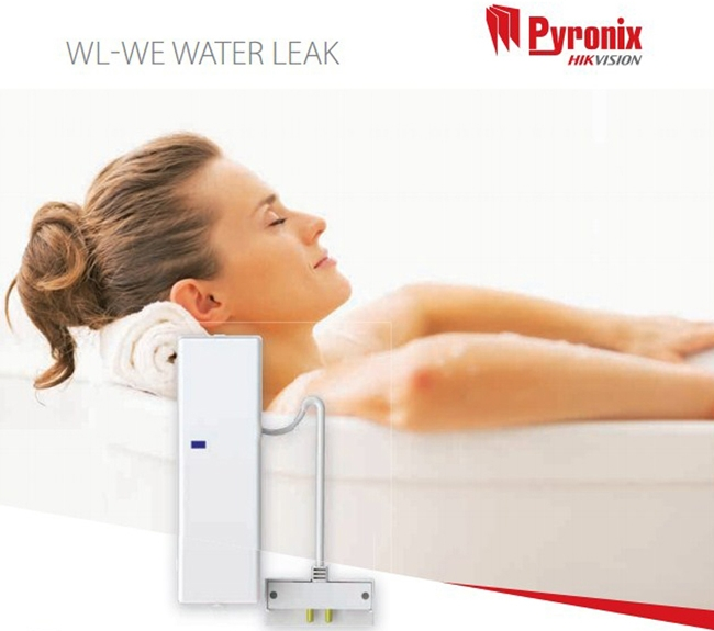 Pyronix WL-WE Flood Water Two Way Wireless Leak Detector