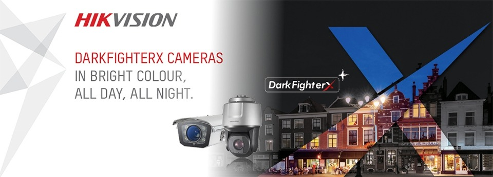 Hikvision DarkfighterX Cameras