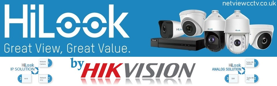HiLook by Hikvision, Great View Great Value IP & Analogue CCTV Solutions
