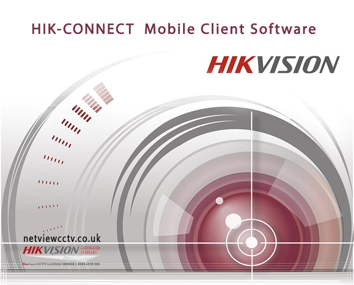 Hikvision Hik-Connect Mobile Client Software