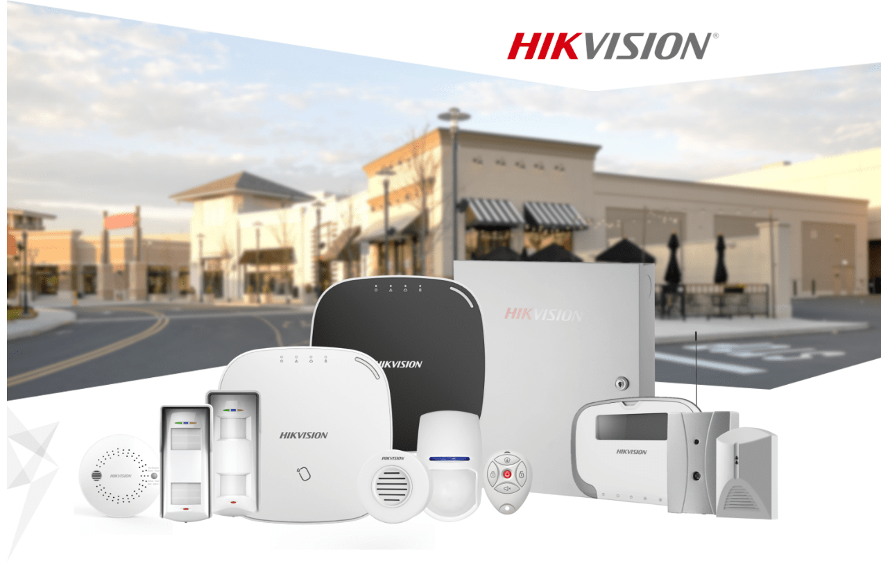 Hikvision is expanding its horizons with integrated one-platform alarm solutions